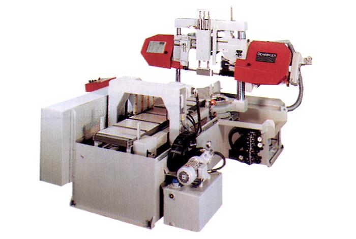 Hochleistungs-CNC-Gehrungsbandsägeautomaten