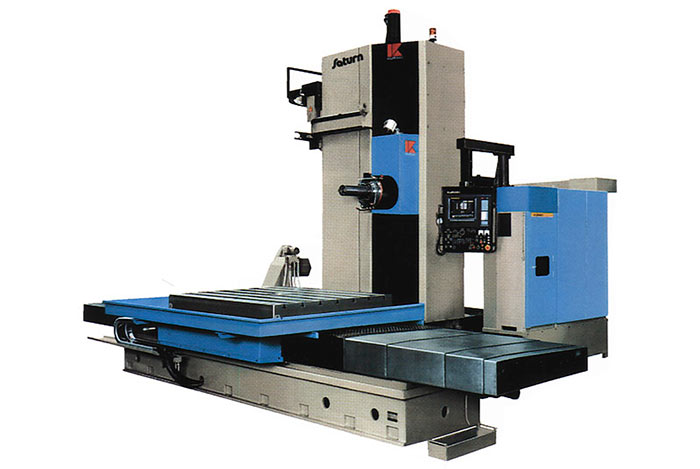 CNC-Tischbohrwerk