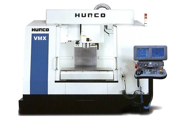 HURCO VMX 64 und VMX42 CNC Vertikal-Berarbeitungszentren